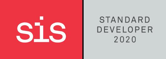 Vi är engagerade i SIS Standard Developer